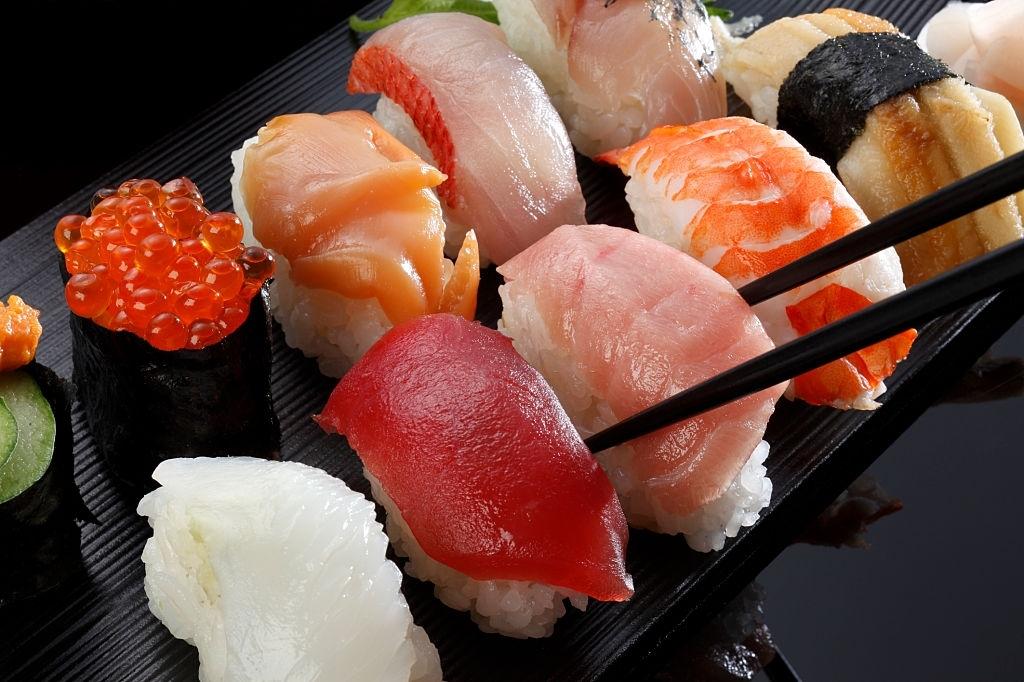 Kategori Makanan Jepang