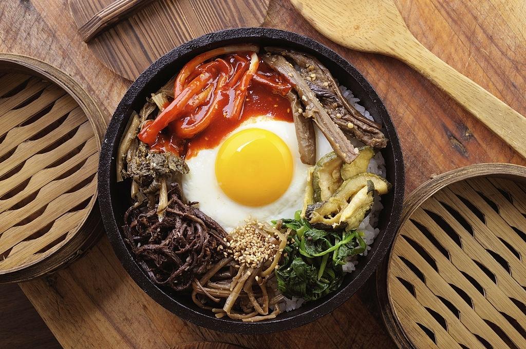 Kategori Makanan Korea