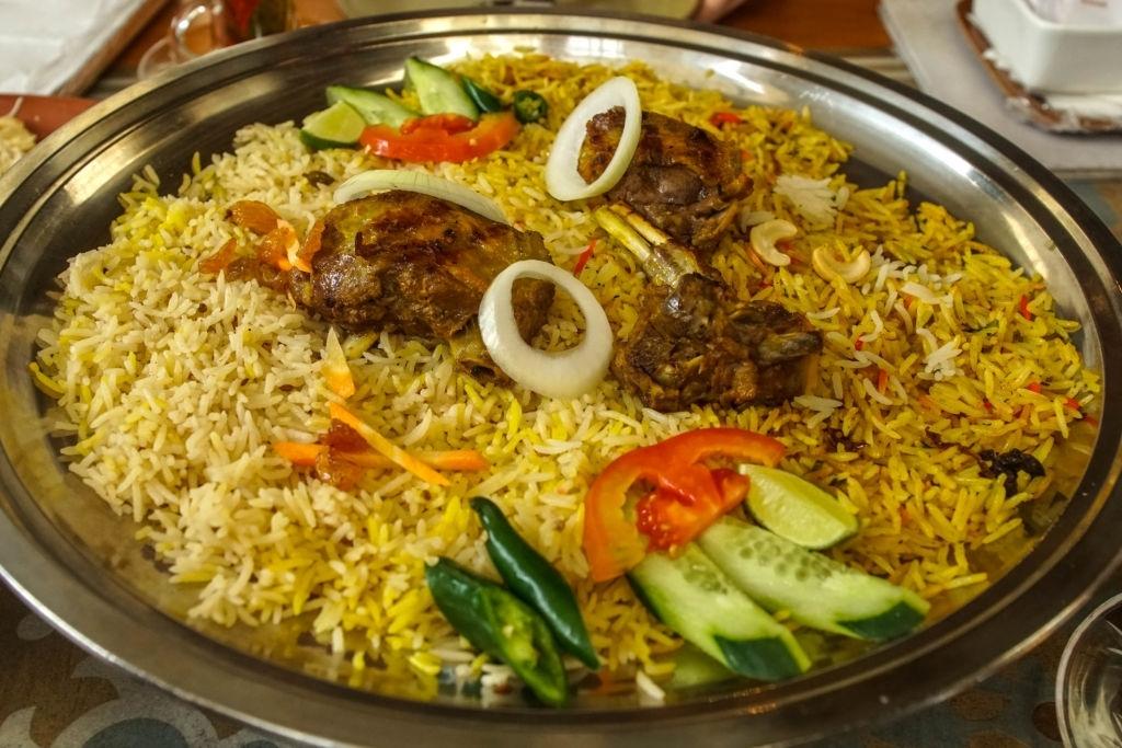 Kategori Makanan Timur Tengah