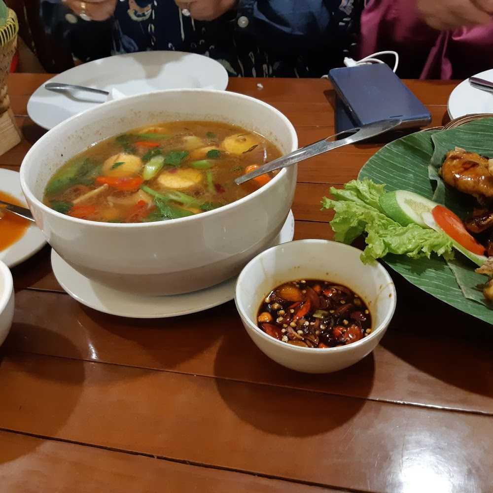 Kuliner Restoran Rumpun Bambu
