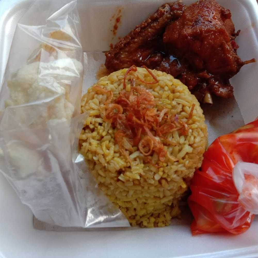 Kuliner Nasi Kebuli Haji Dayat