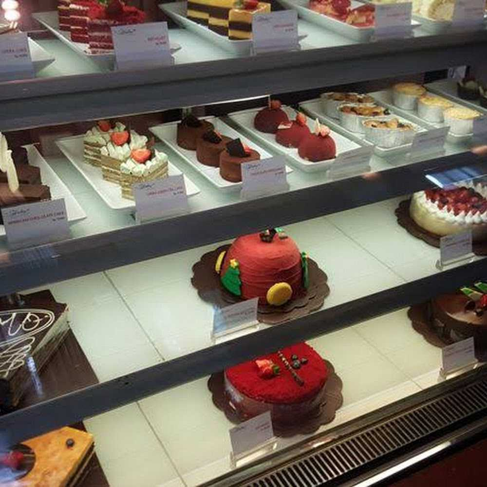 Kuliner The Pastry Cake Shop