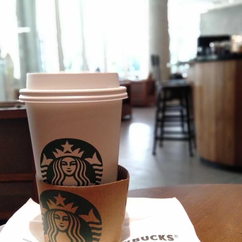 Kuliner Starbucks SOGO