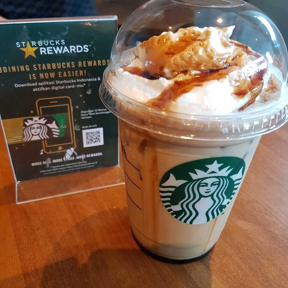 Kuliner Starbucks - Pesanggrahan