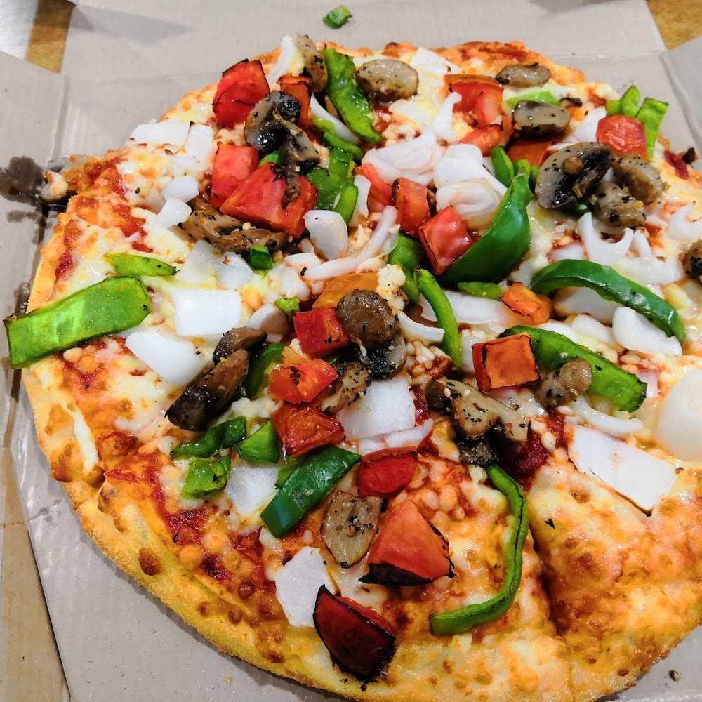 Kuliner Domino's Pizza - Grogol