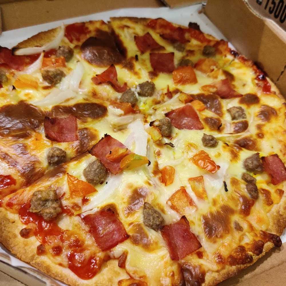 Kuliner Dominos Pizza - Duren Sawit