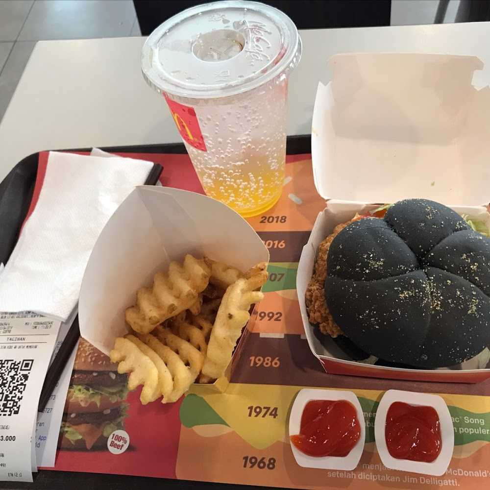 Kuliner McDonald's Citra Garden 6