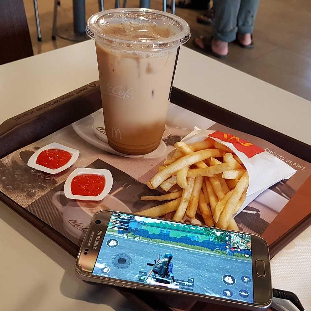 Kuliner McDonald's Puri Kembangan