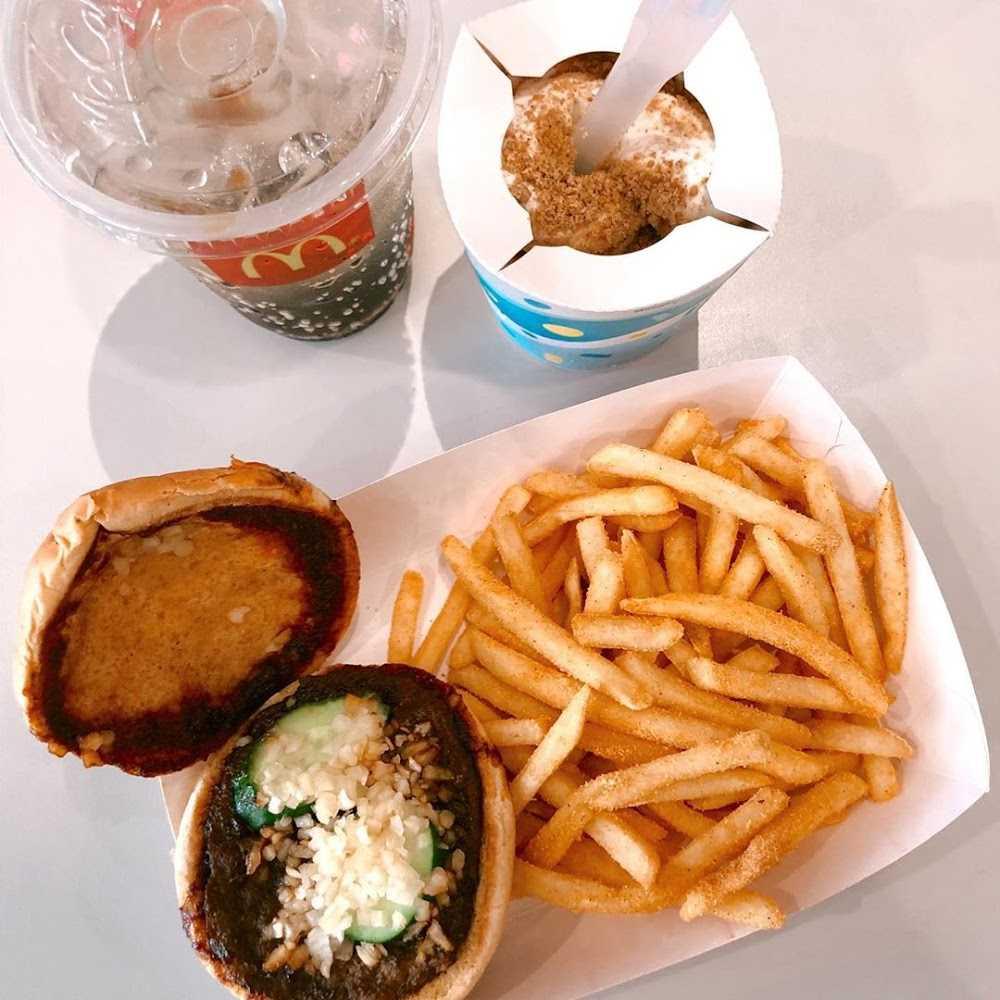 Kuliner McDonald's Kebon Jeruk