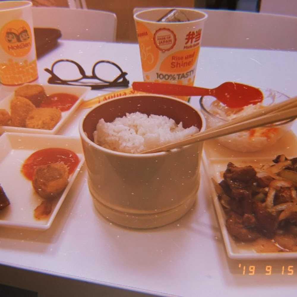 Kuliner Hokben Rawamangun