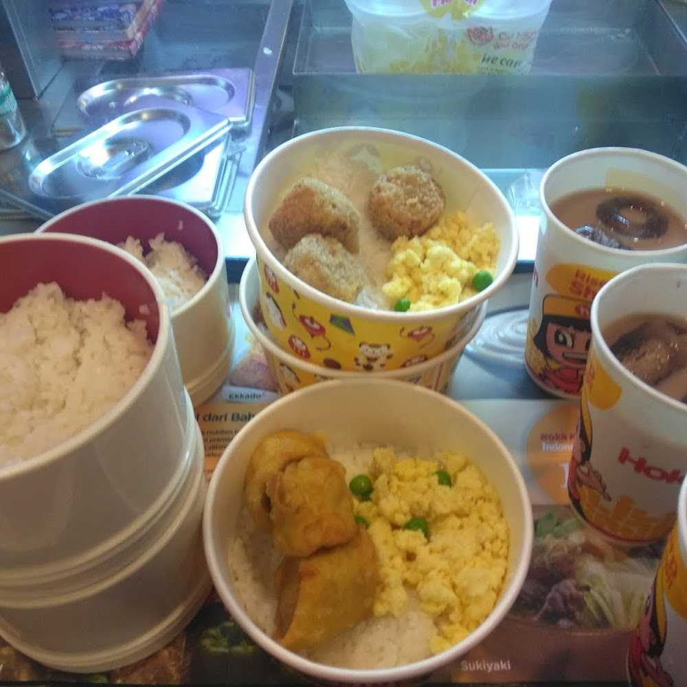 Kuliner HokBen - Buaran Plaza