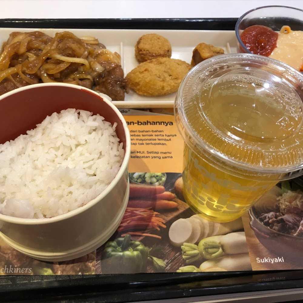 Kuliner HokBen - Golden Truly