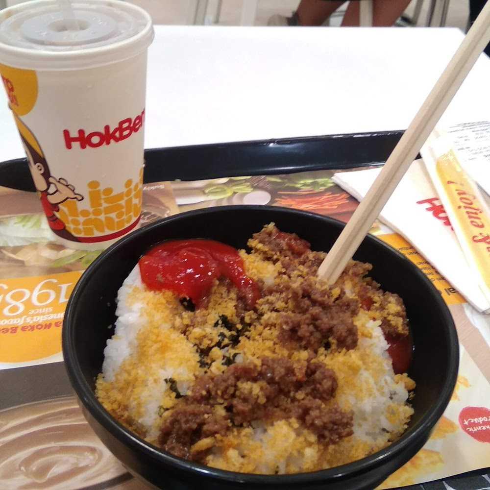 Kuliner HokBen Mangga Dua Mall