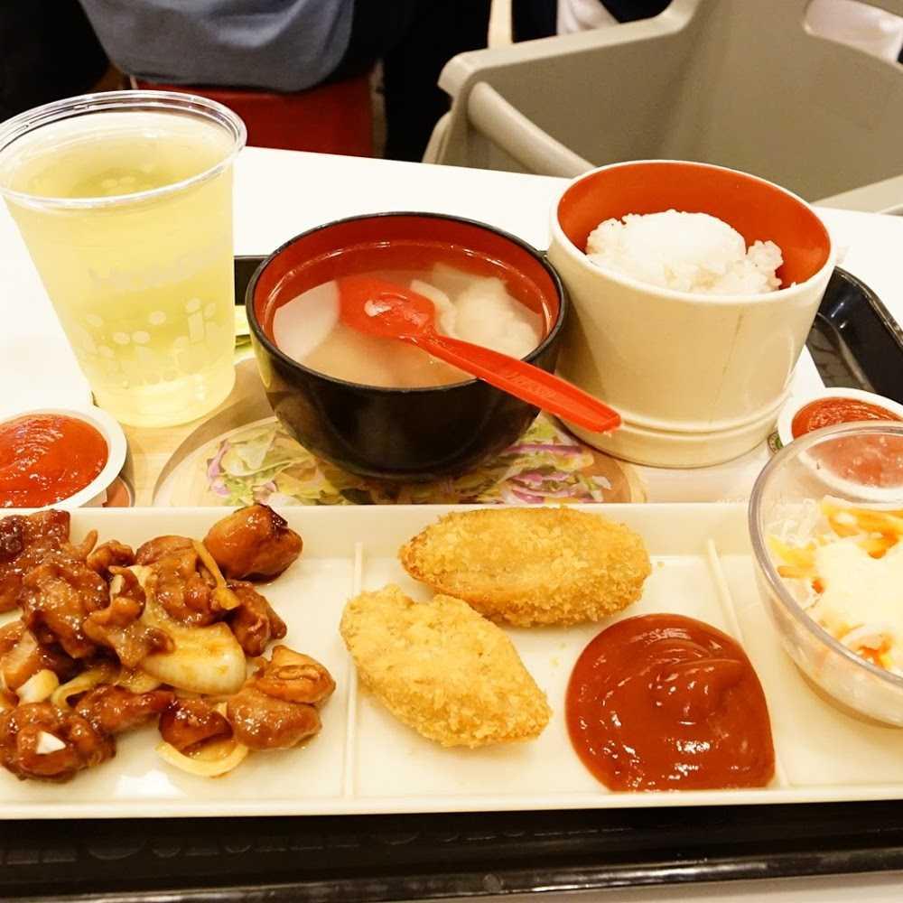 Kuliner HokBen - Puri Indah Mall