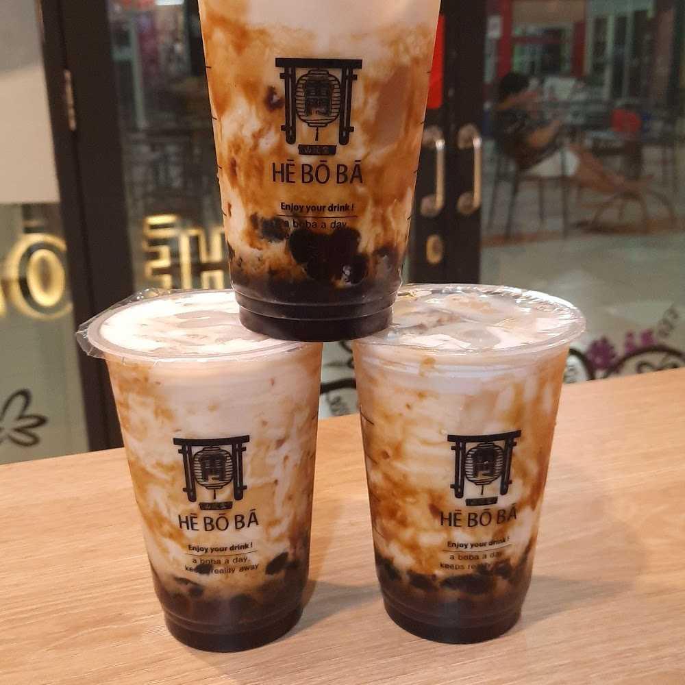 Kuliner Xi Boba - Kembangan