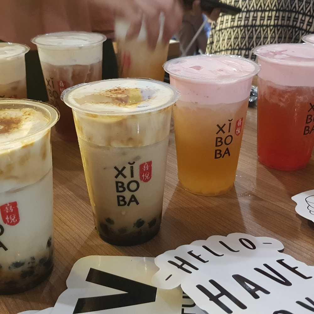Kuliner Xi Boba SARINAH
