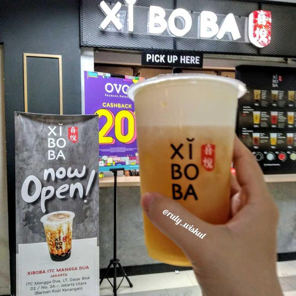 Kuliner Xiboba ITC Mangga Dua