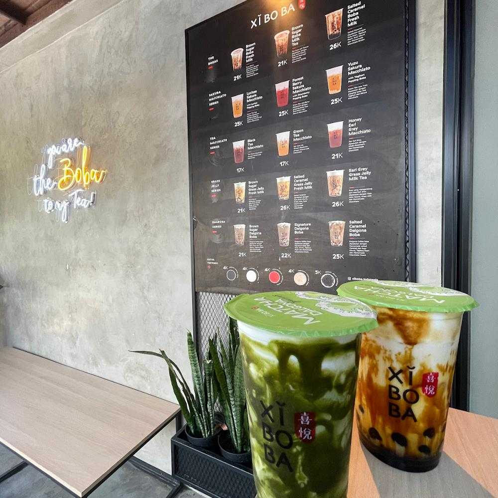 Kuliner Xiboba central ubud