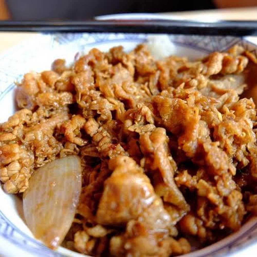 Kuliner Yoshinoya Kelapa Gading