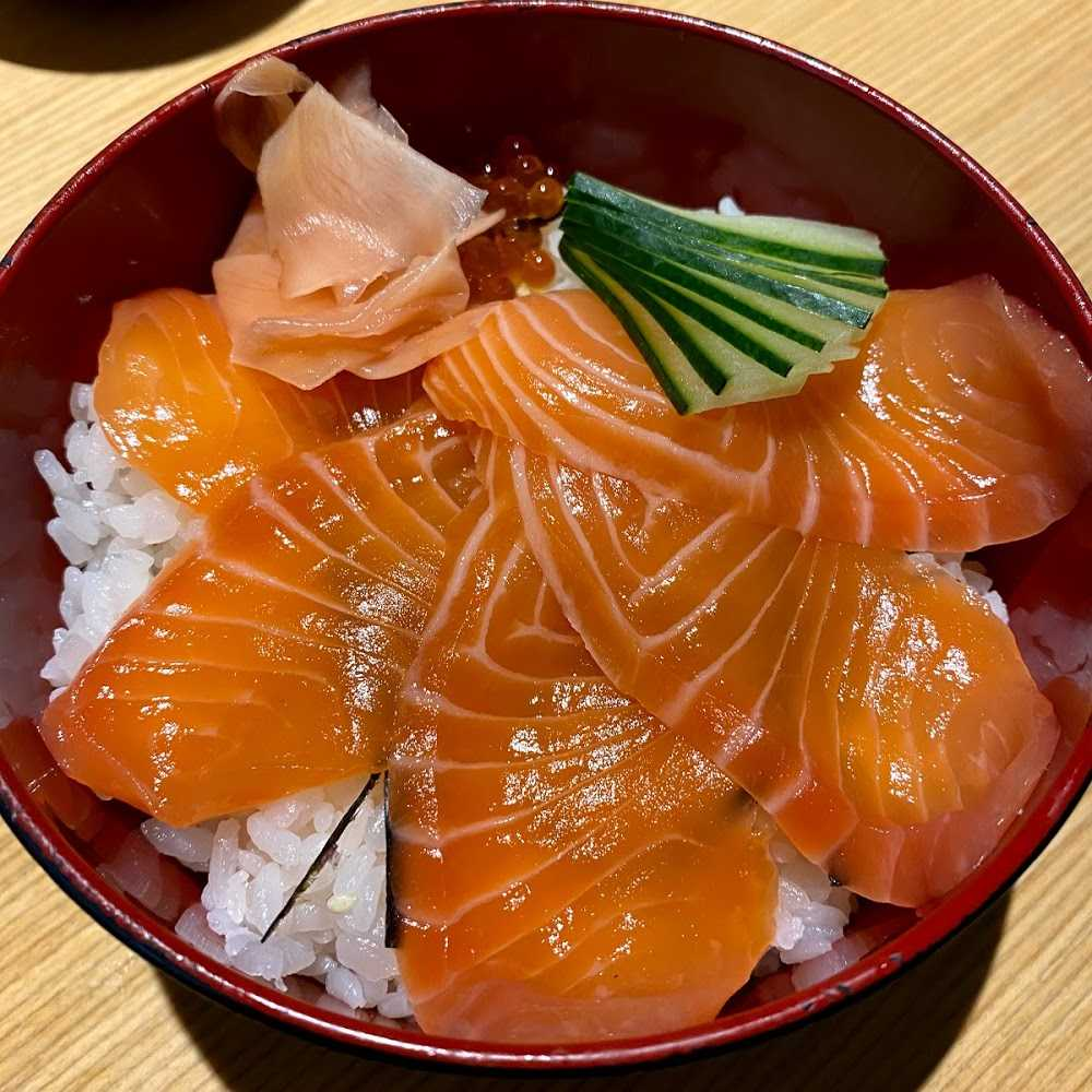 Kuliner Sushi Tei - Menteng