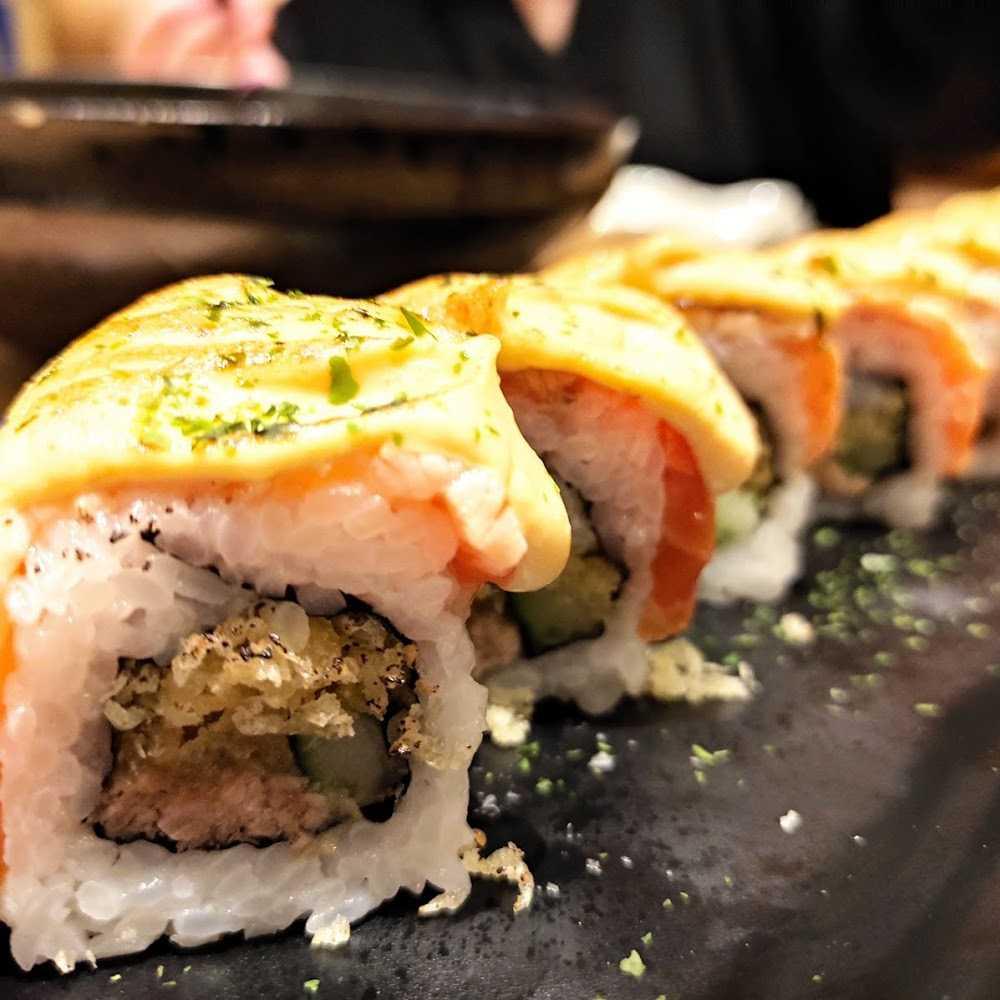 Kuliner Sushi Tei - Kelapa Gading