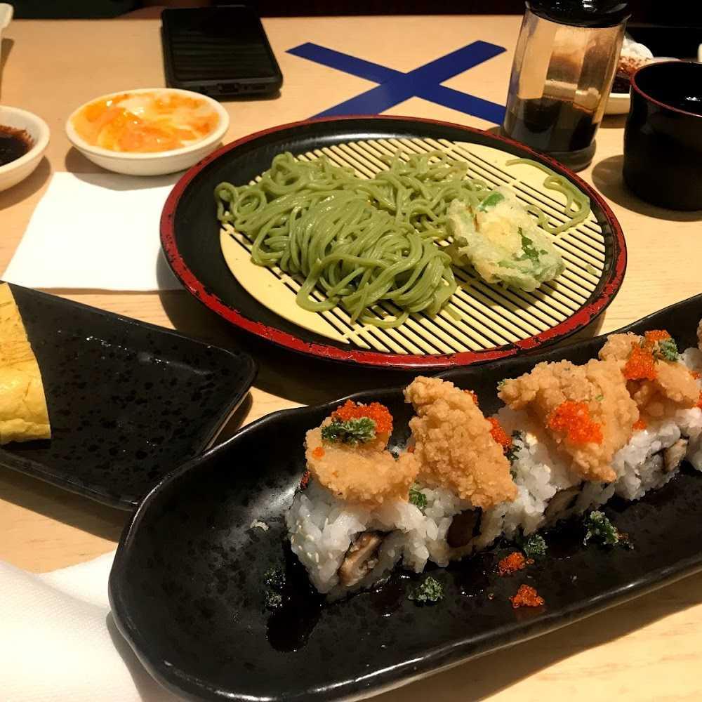 Kuliner Sushi Tei - Kebayoran Lama