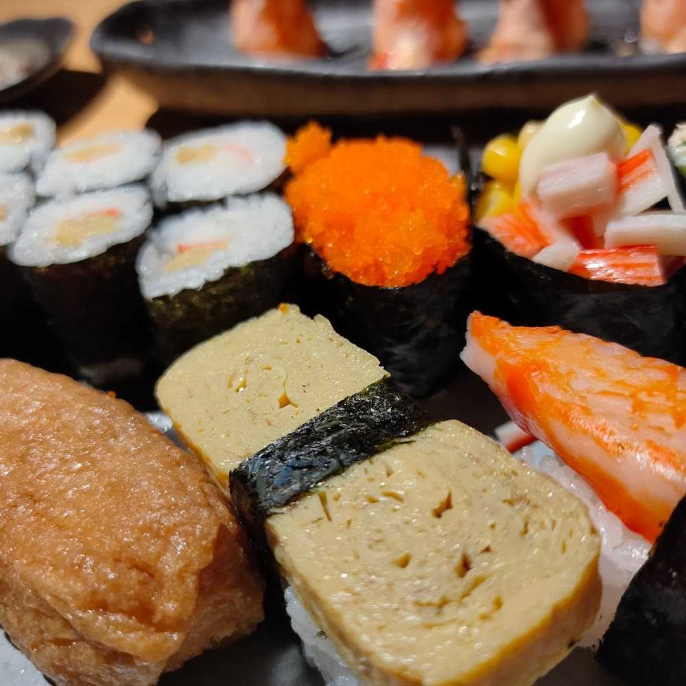 Kuliner Sushi Tei Beachwalk