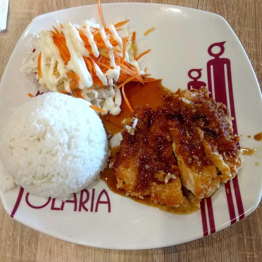 Kuliner Solaria - AEON Mall Jakarta Garden City