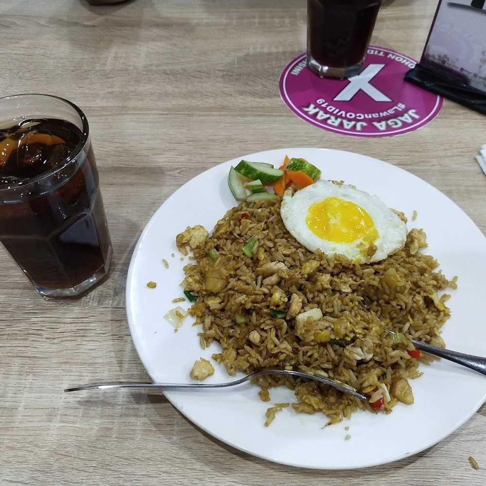 Kuliner Solaria - Mall Graha Cijantung
