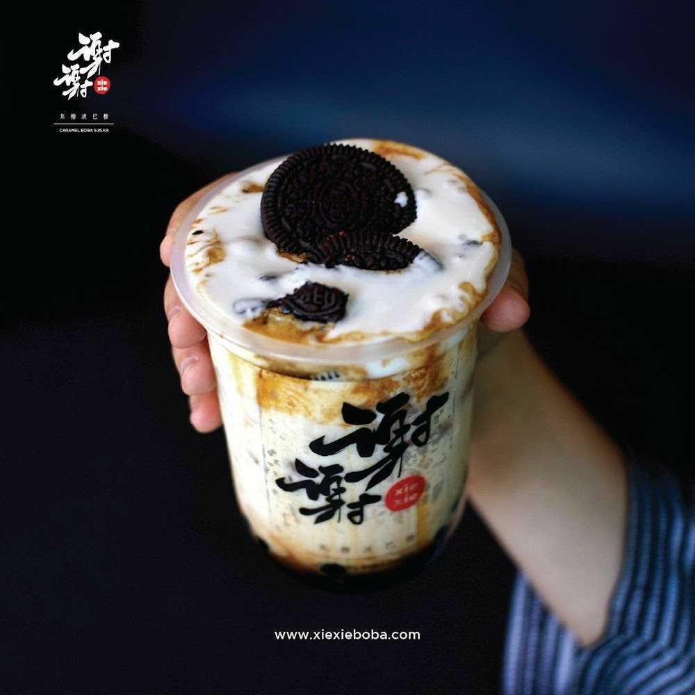 Kuliner Xie Xie Boba Dramaga Bogor