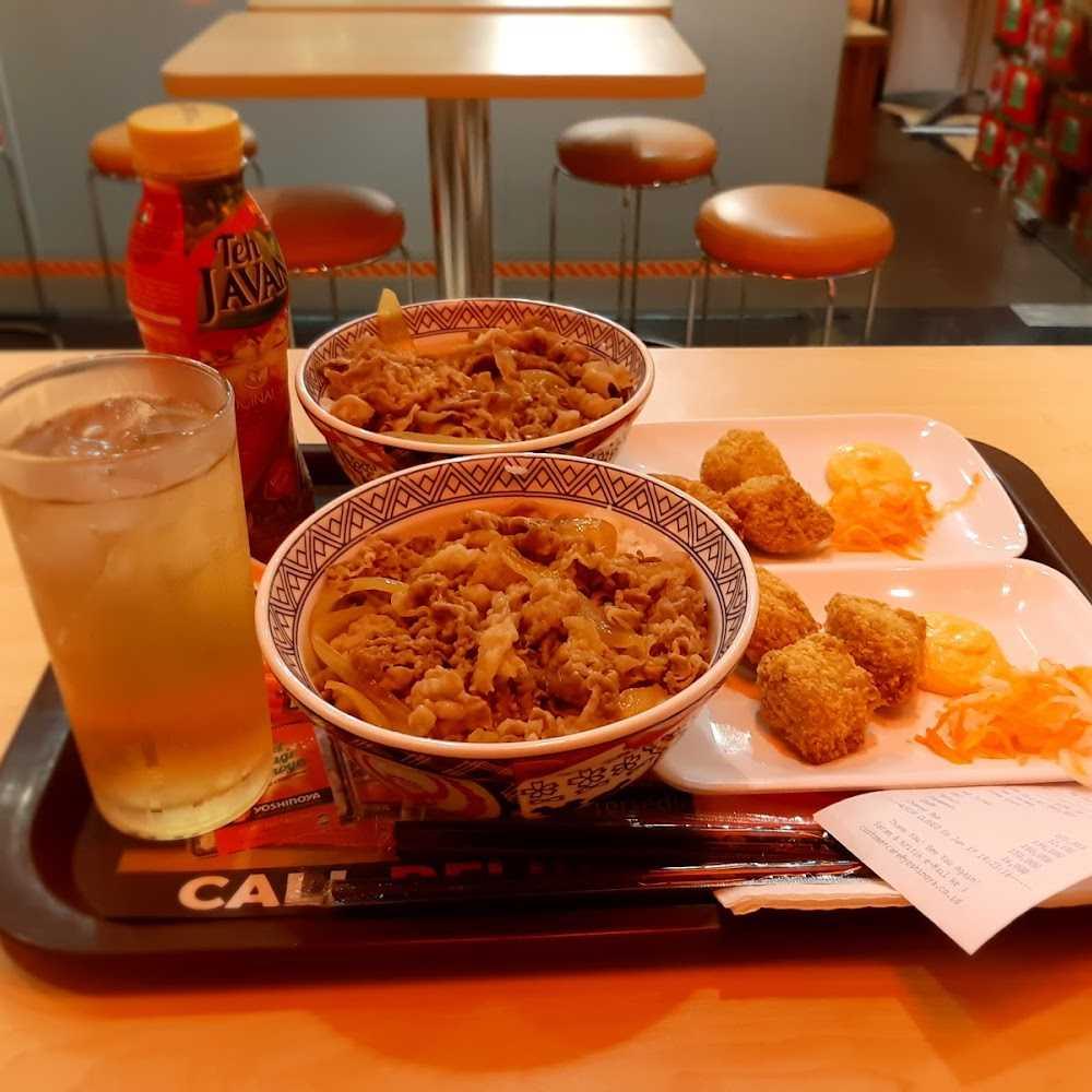 Kuliner Yoshinoya Ciwalk Bandung