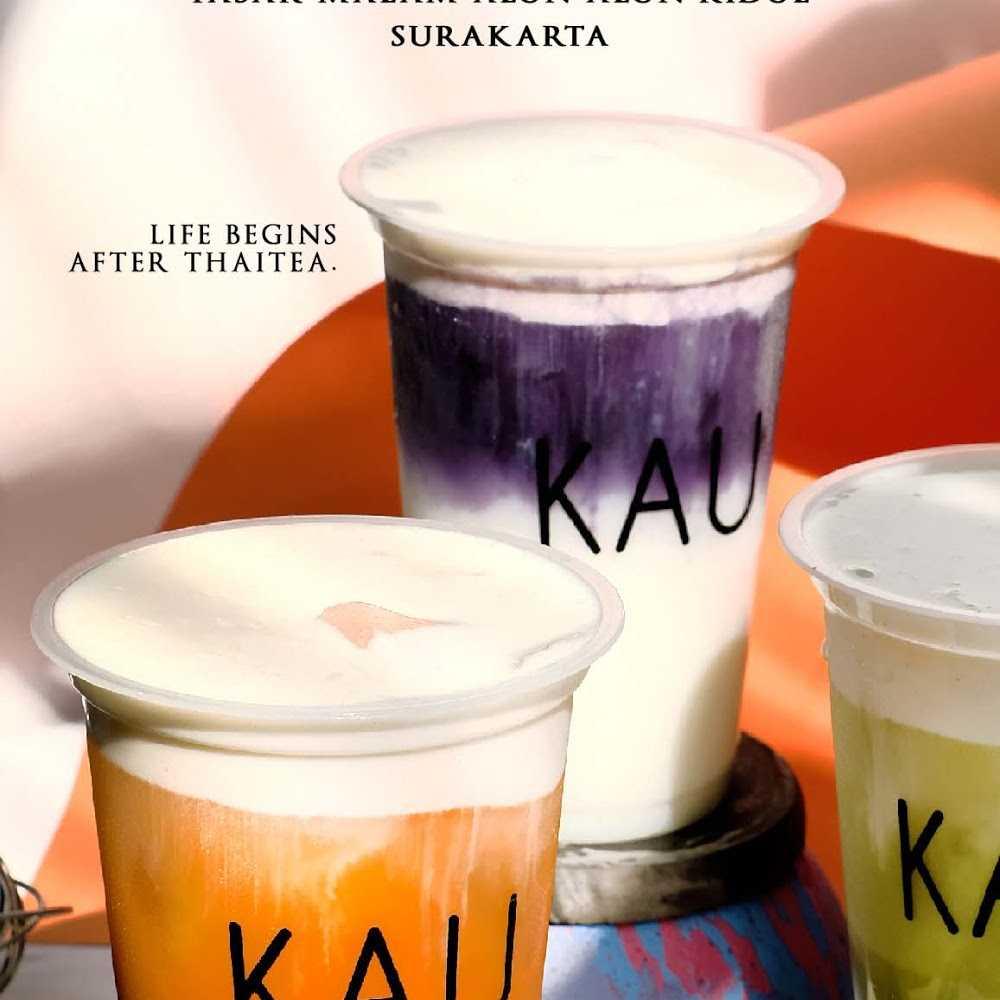 Kuliner Kau Thai Tea Alun Alun Kidul Solo