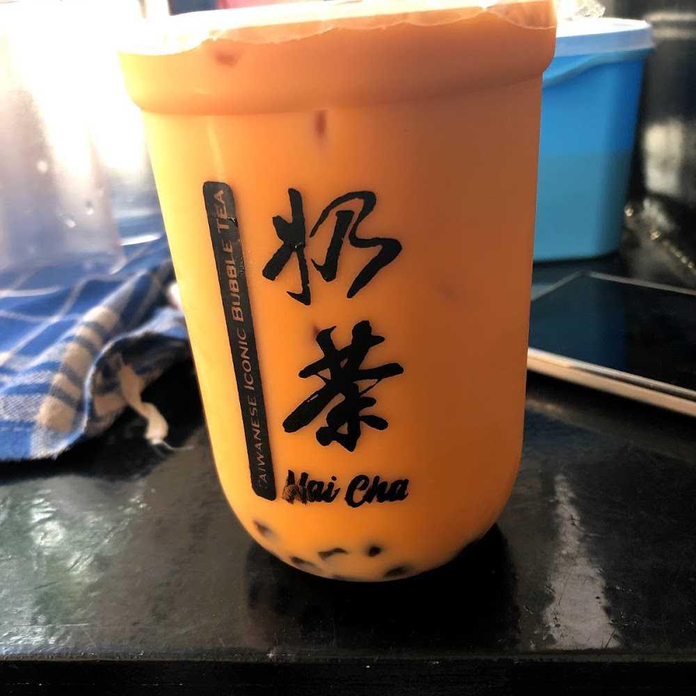 Kuliner Nai Cha Thaiwanese Iconic Bubble Tea