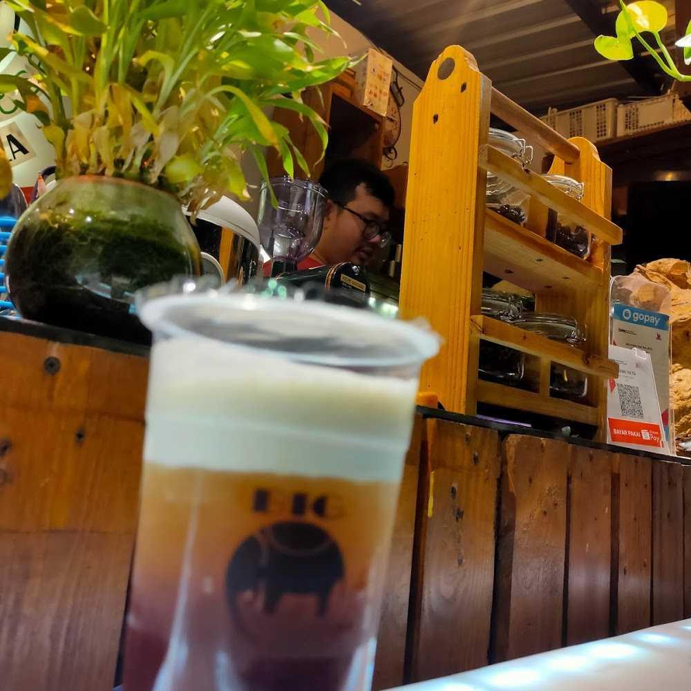 Kuliner Big Chang Thai Tea