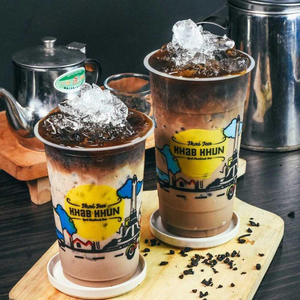 Kuliner Khabkhun Thai Tea Ambarrukmo