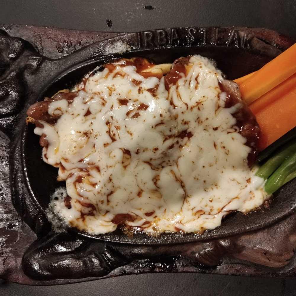 Kuliner Irba Steak - Surabaya
