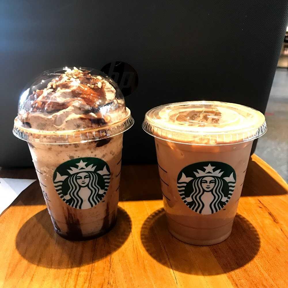 Kuliner Starbucks Coffee Gajahmada