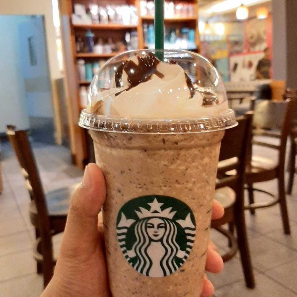 Kuliner Starbucks Coffee Solo Square