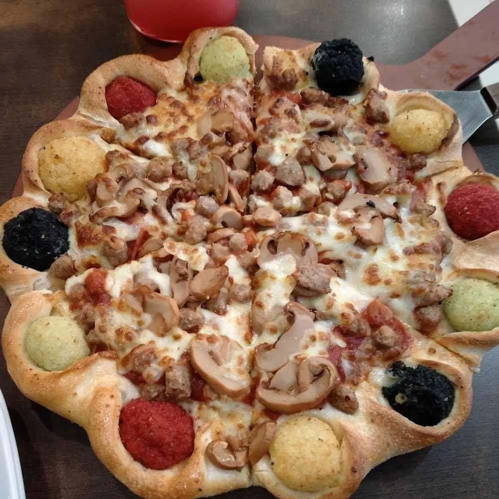 Kuliner Pizza Hut Restoran - Malang
