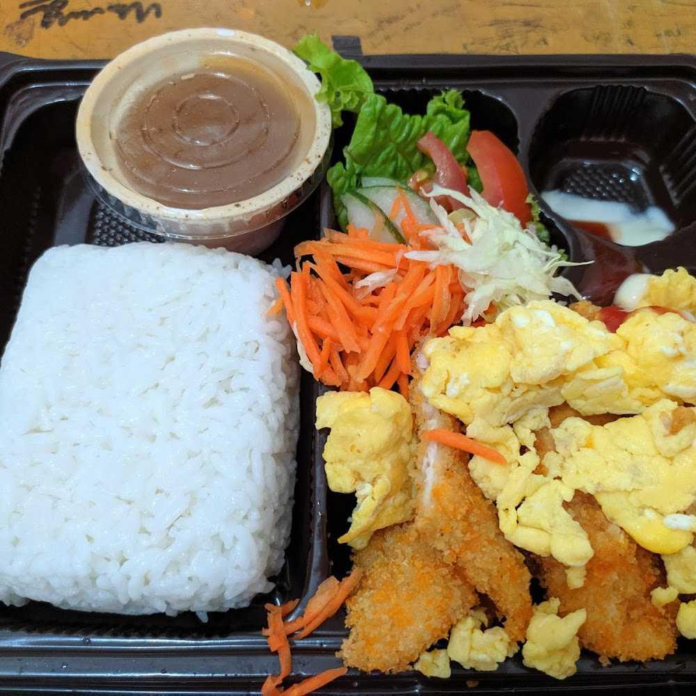 Kuliner BaniGad Food Chicken Katsu