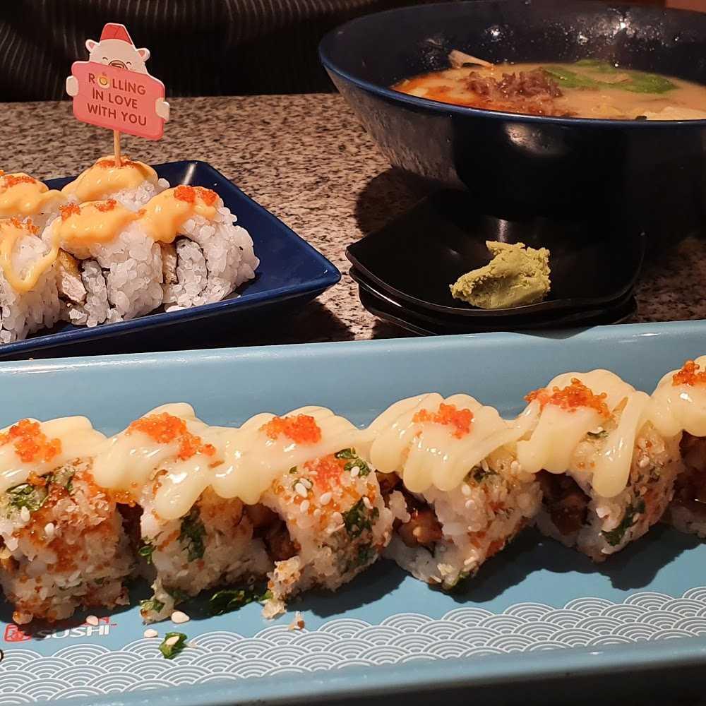 Kuliner Ichiban Sushi - Solo