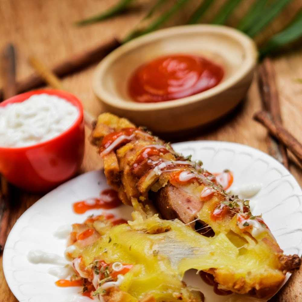 Kuliner Tokkebi Snack's Pleburan