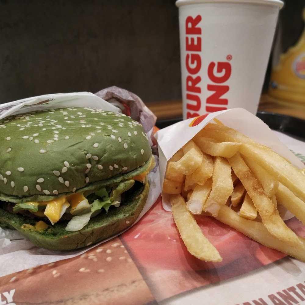 Kuliner Burger King Hartono Mall