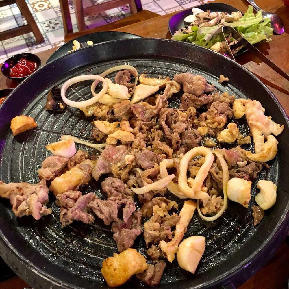 Kuliner KoChamJjang - All You Can Eat  Korean BBQ & Grill