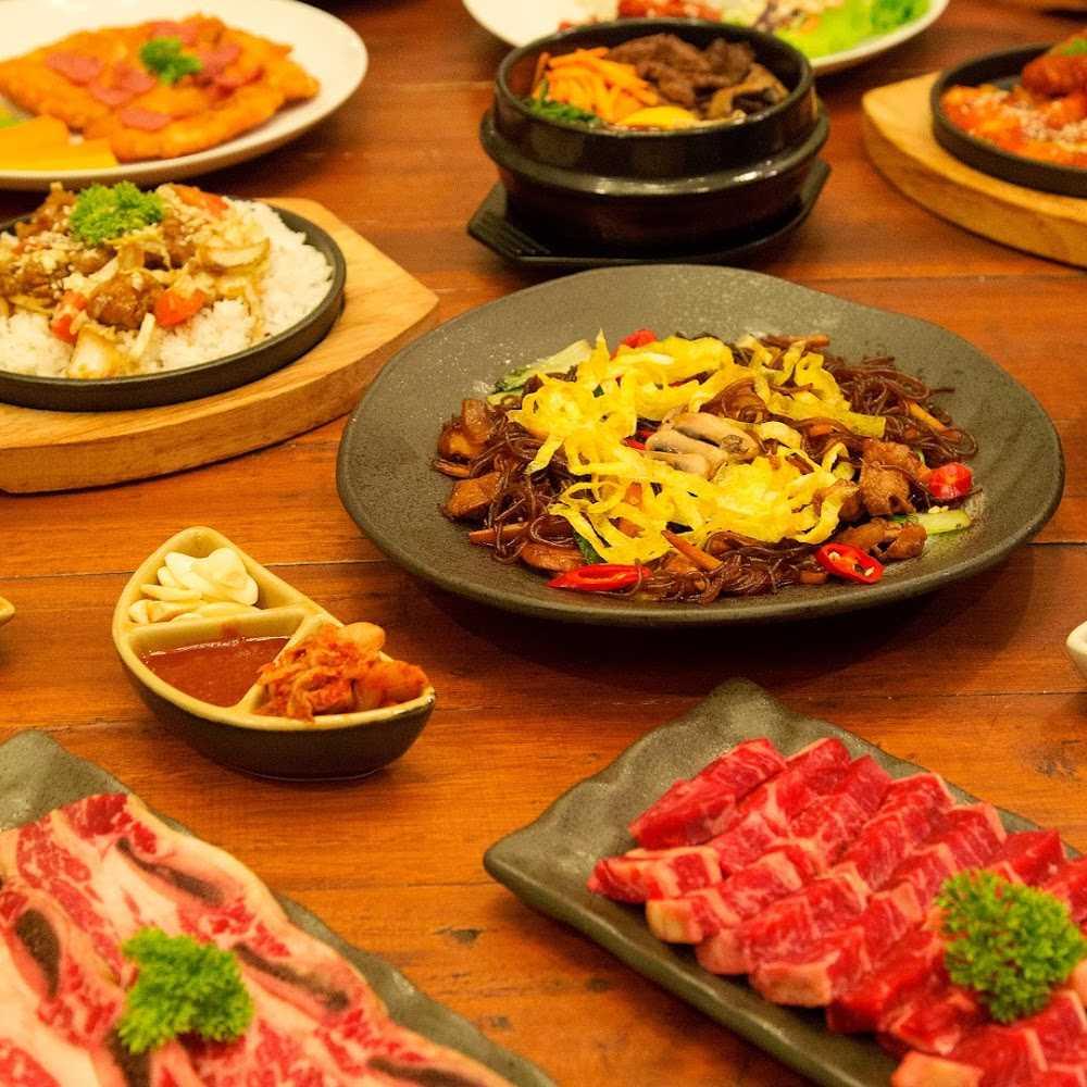 Kuliner Dakgalbi Korean BBQ