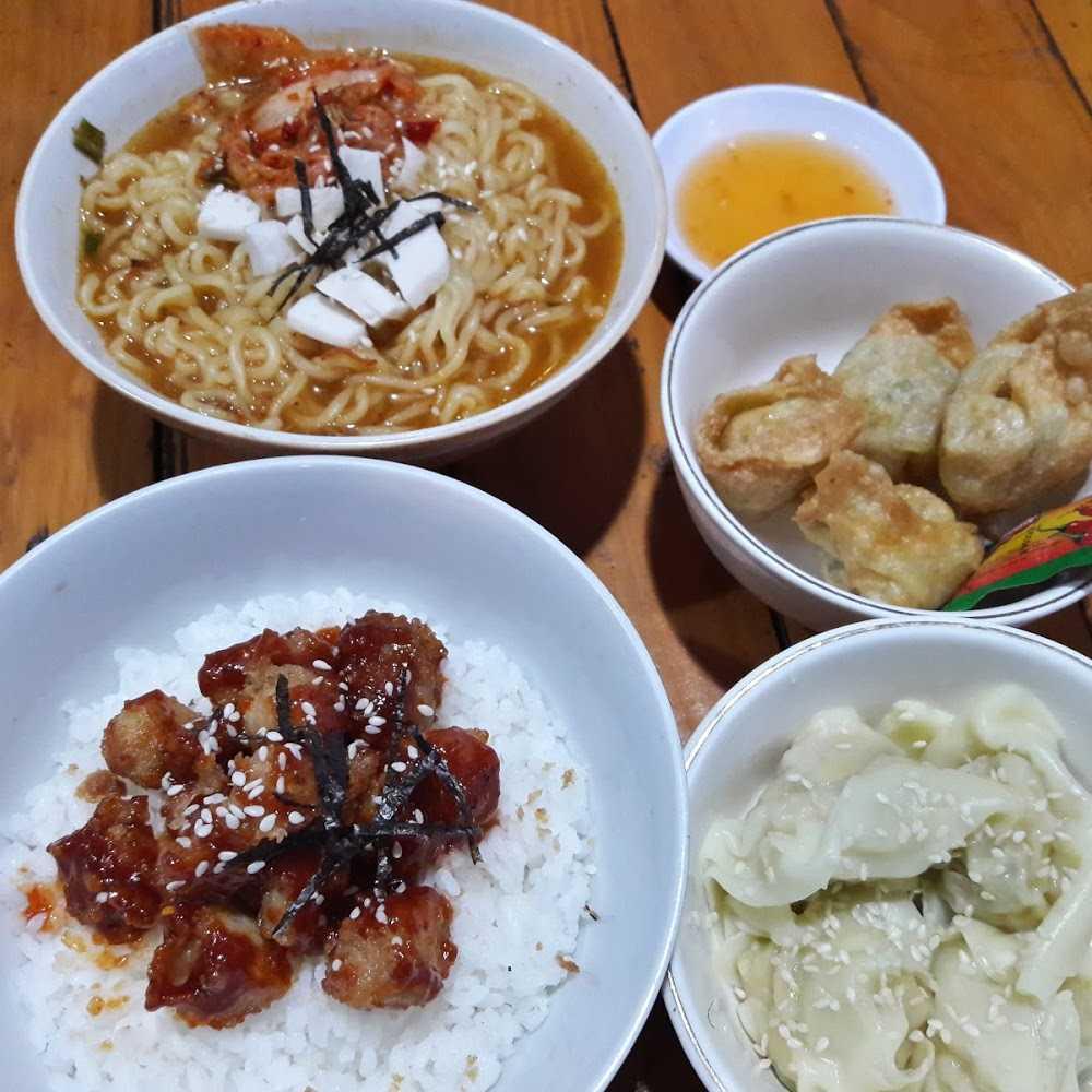 Kuliner Quinnie Korean Food