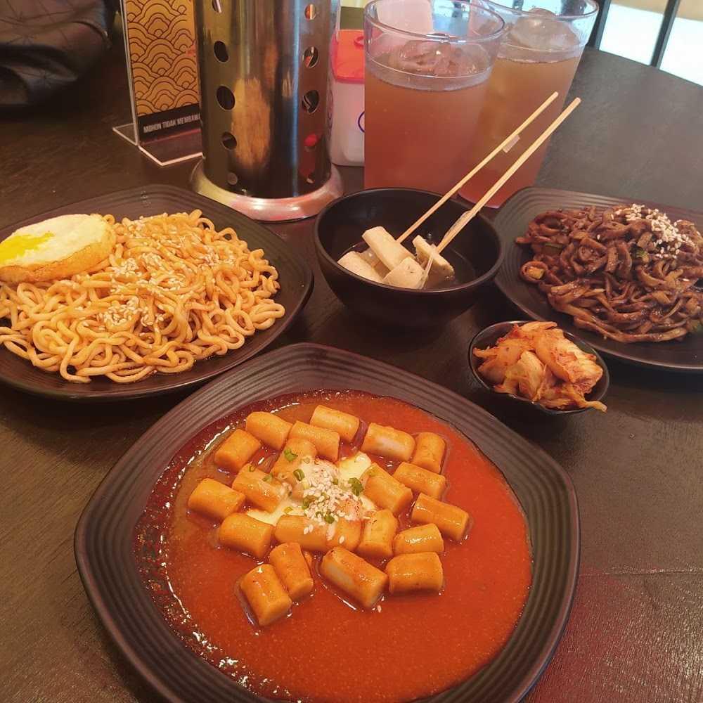 Kuliner Teras Korea - Sawojajar