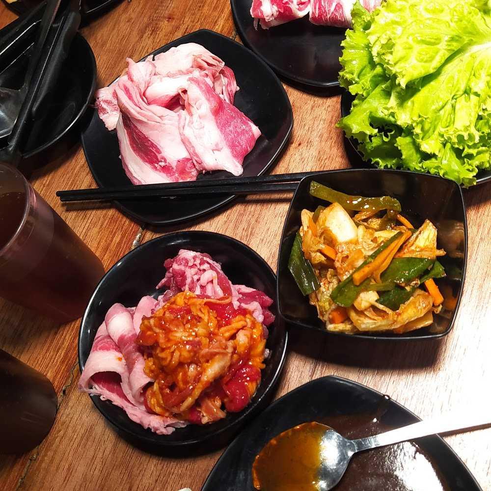 Kuliner Matjeo Korean Grill Yogyakarta