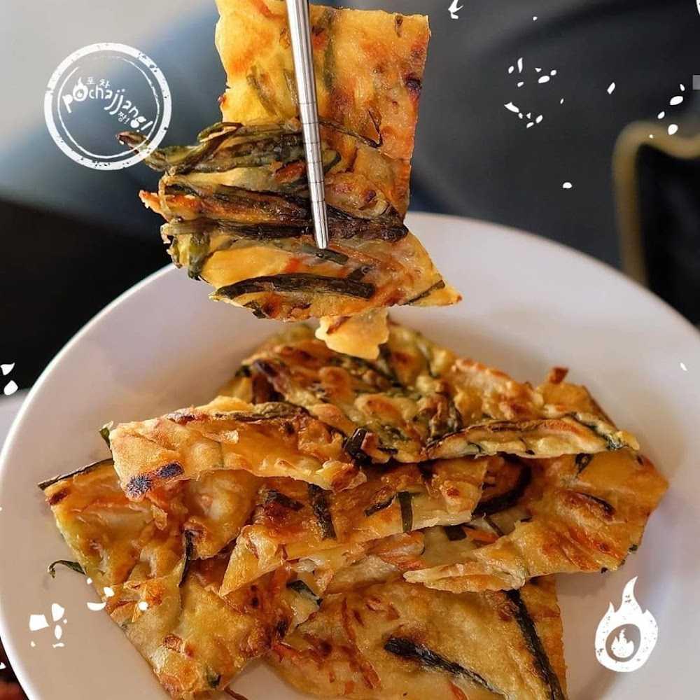Kuliner Pochajjang Palagan Yogyakarta