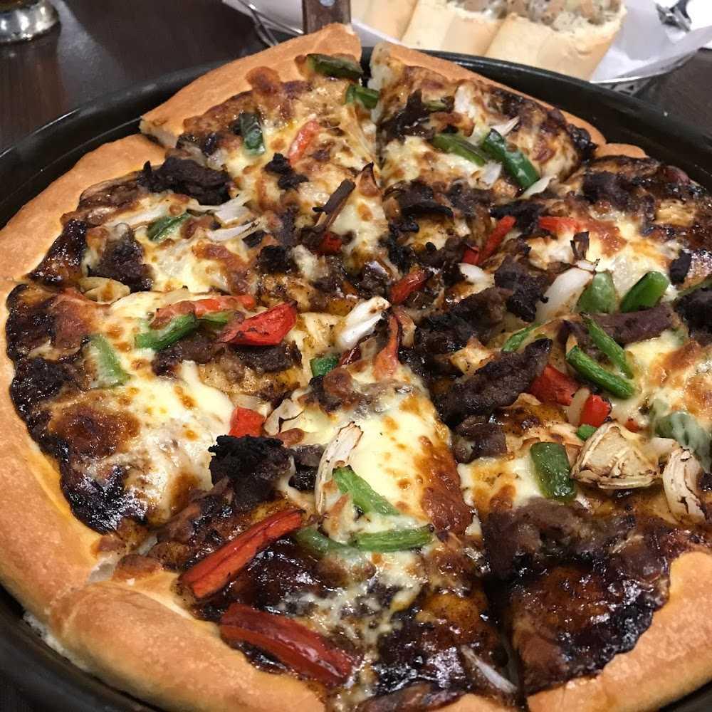 Kuliner Pizza Hut Restoran